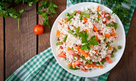 El arroz como aliado para celíacos