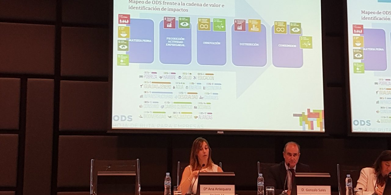 Grupo Ebro participa en «ODS, hoja de ruta para empresas» en la Fundación SERES