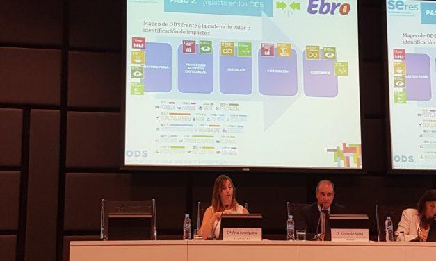 """Grupo Ebro participa en """"ODS, hoja de ruta para empresas"""" en la Fundación SERES"""