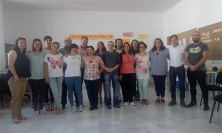 La Fundación Ebro visita a los participantes de la I Lanzadera de Empleo de La Puebla del Río