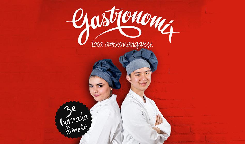 Regresa Gastronomix de la mano de Fundación Ebro