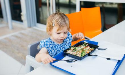Conoce el método de alimentación infantil «baby led weaning»