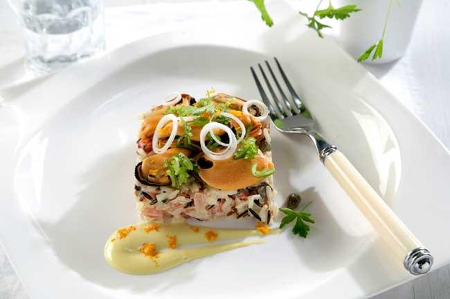 El arroz y la pasta en ensalada, ¡sanos y refrescantes!