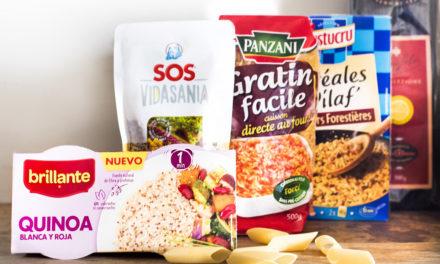 Lee las etiquetas y descubre el valor nutricional de los productos Ebro