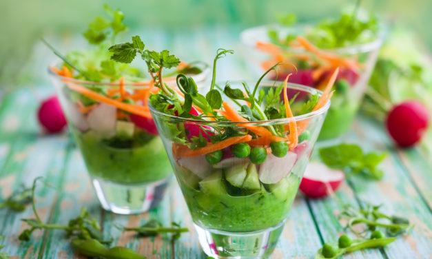 Descubre la dieta raw food