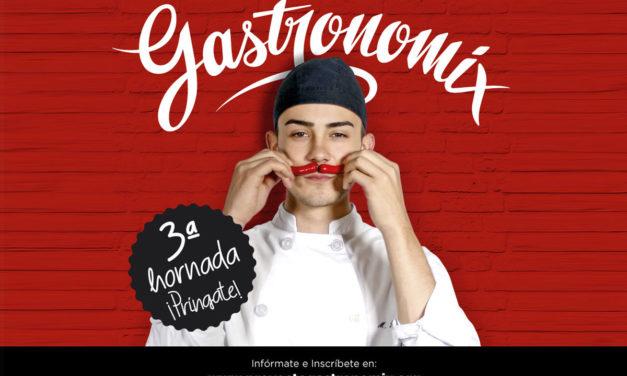 Gastronomix cierra sus inscripciones el 1 de octubre