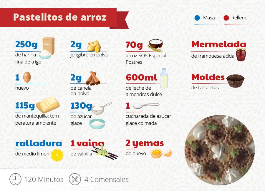 Pastelitos de arroz, Grupo Ebro