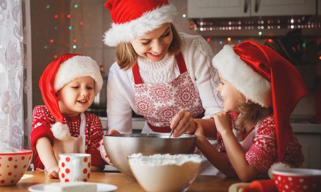 3 postres para celebrar la Navidad: pudding, pastelitos de arroz y tiramisú de arroz
