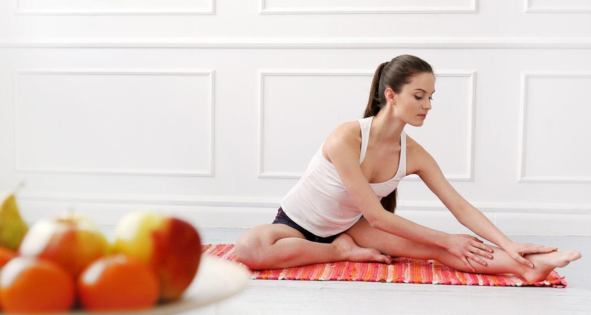 Yoga y alimentación, ¡buena combinación!
