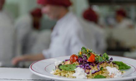Nuestros productos, protagonistas de nuevas recetas en la Cantina Gastronomix