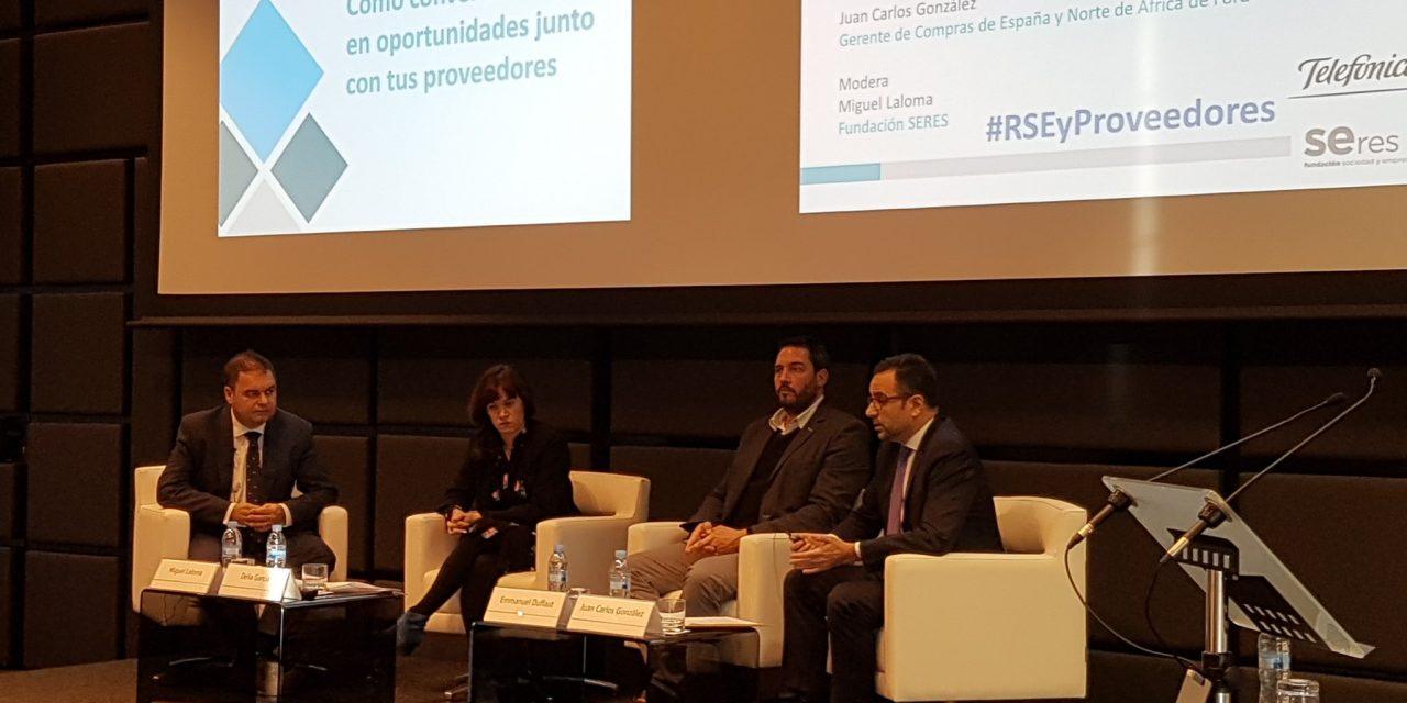 Grupo Ebro participa en «Cómo convertir riesgos en oportunidades junto con tus proveedores» de Fundación SERES