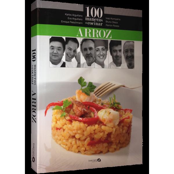 Cinco libros que no pueden faltar en tu despensa for Formas de preparar arroz