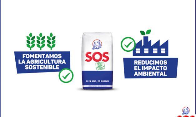 Sostenibilidad en la producción del Arroz SOS