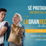 ¿Te apuntas a la Gran Recogida de Alimentos 2018?