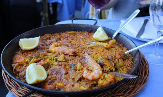 Ruta de paellas por la Barceloneta