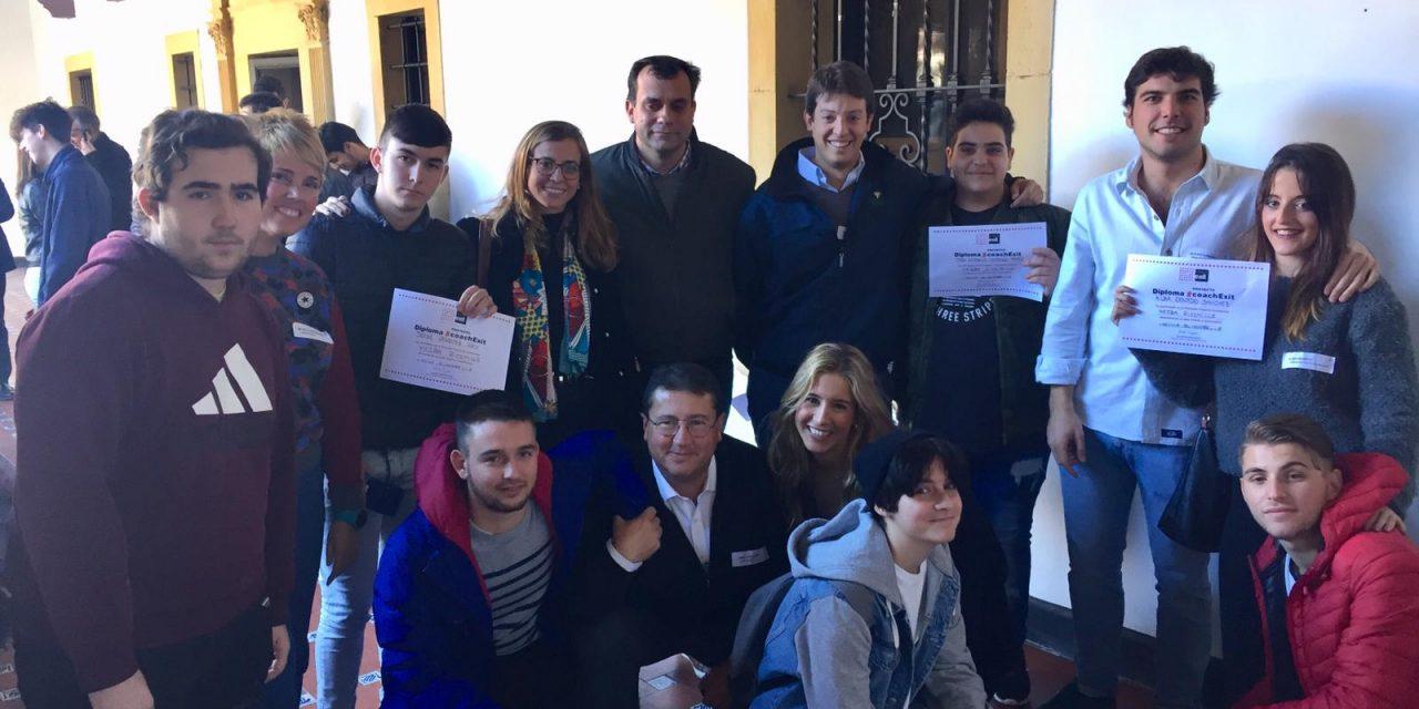 #CoachExit, una magnífica experiencia de voluntariado corporativo