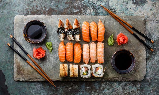 Dónde comer sushi en Madrid