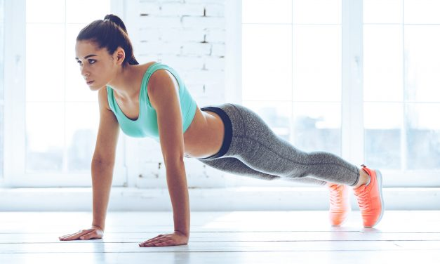 Entrenamiento con tu peso corporal