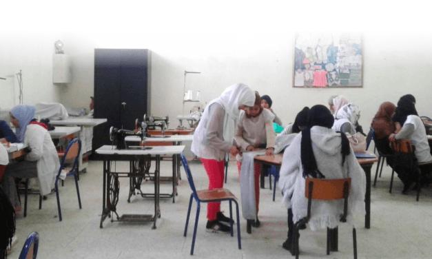 Finaliza con éxito el proyecto de corte y confección dirigido a la integración socioeconómica de mujeres en Larache (Marruecos)