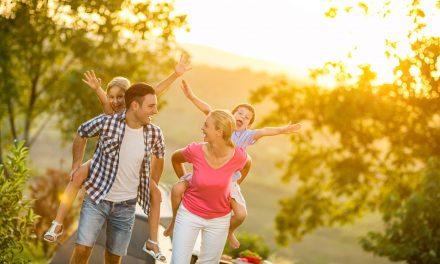 Planes saludables para toda la familia en Semana Santa