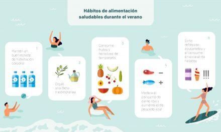Consejos para cuidar tu alimentación en verano