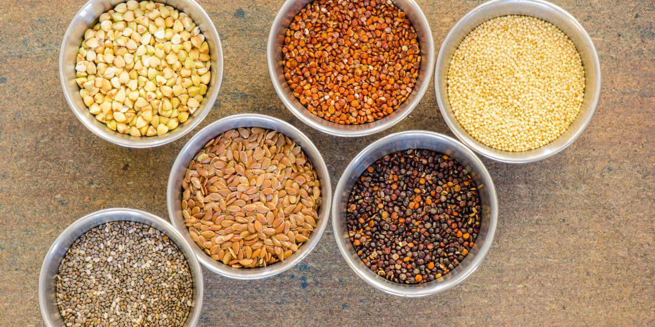 Descubre los beneficios de los ancient grains