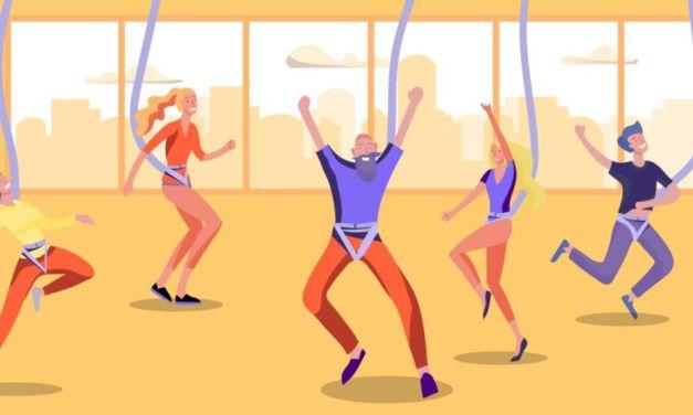Descubre qué es el bungee workout y disfruta de sus beneficios