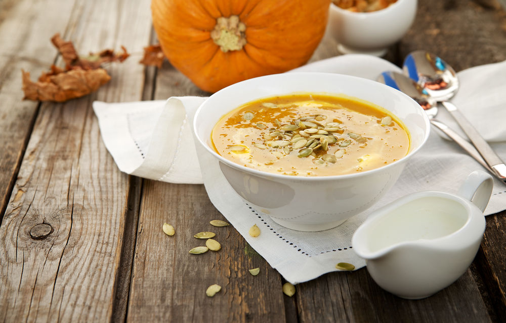 Cenas reconfortantes para otoño