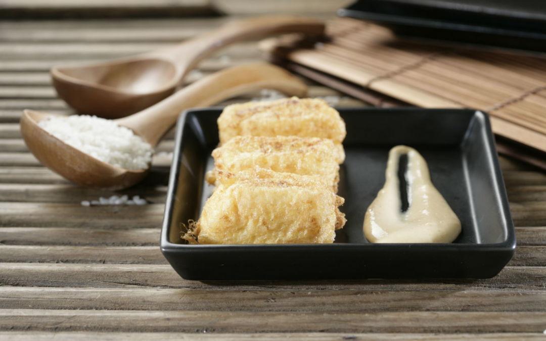 croquetas arroz con leche
