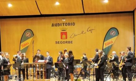 La Fallera llena el plato de música, esta vez en Segorve