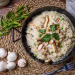 Tipos de arroz para risotto