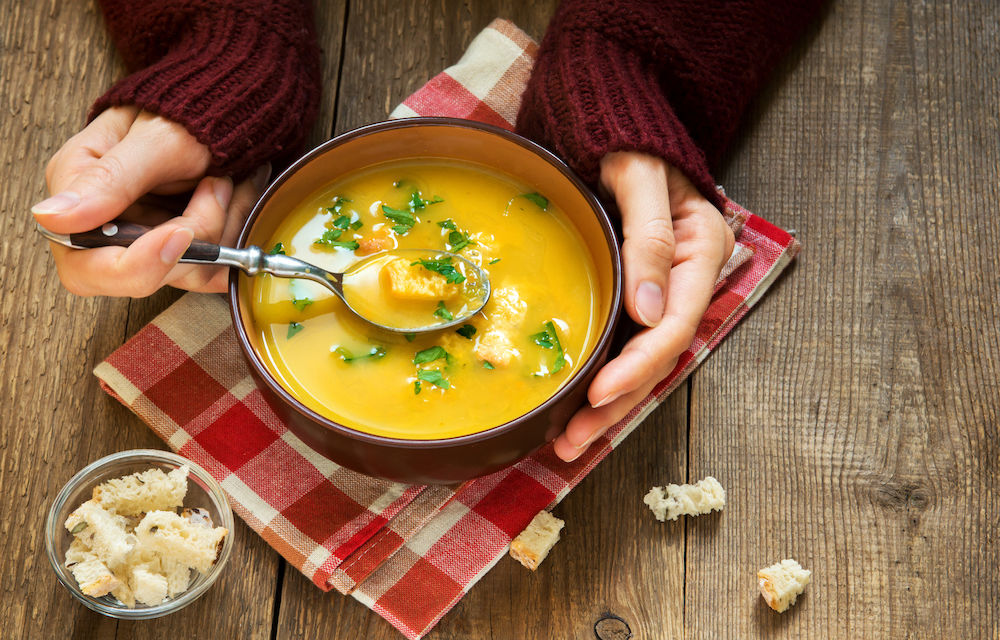 Consejos nutricionales para invierno