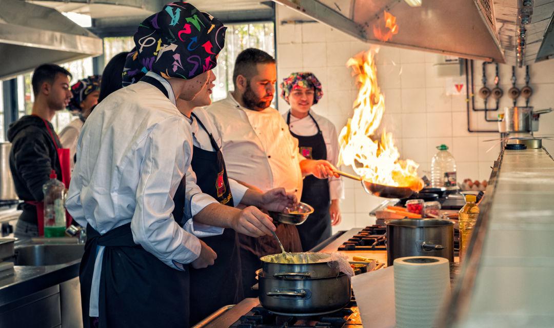 La Cantina Gastronomix ha vuelto a abrir sus puertas.