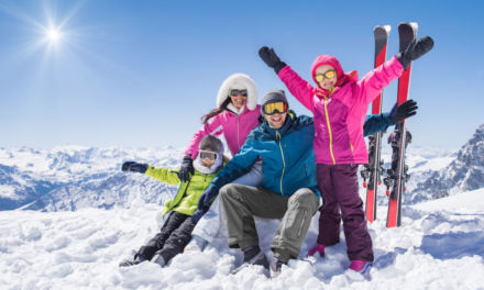 Esquí: un deporte con muchos beneficios
