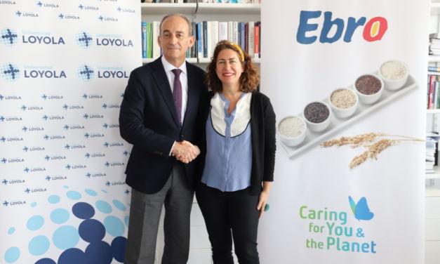 Ebro Foods y la Universidad Loyola fomentan la innovación y la sostenibilidad en el sector alimentario