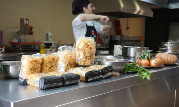 Masterclass de Pasta Garofalo en Gastronomix
