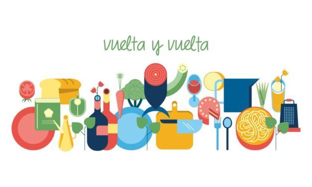 Gastronomix «Vuelta y vuelta»