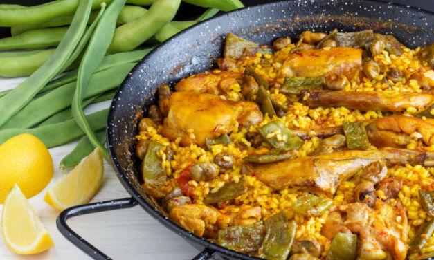 Las mejores paellas valencianas de Madrid