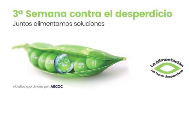 3ª Semana Contra el Desperdicio Alimentario