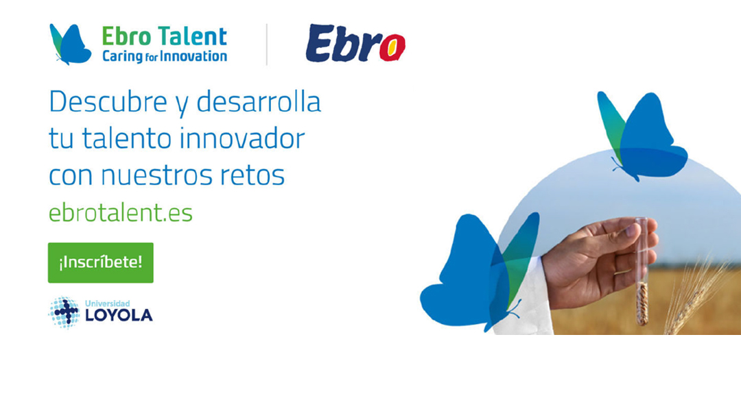 Ebro Talent Caring for Innovation