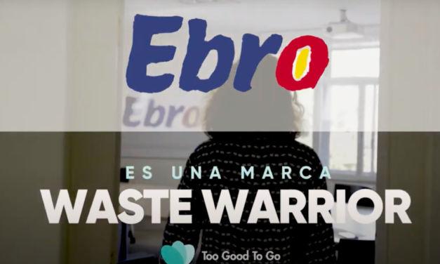 Ebro Foods se une a 'Marcas Waste Warrior'  contra el desperdicio de alimentos