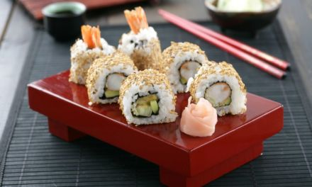 Maki roll para principiantes
