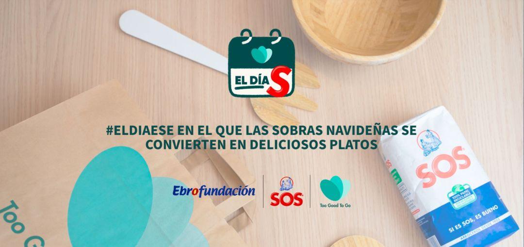 #ElDíaEse, un día clave para reducir el desperdicio alimentario en Navidad