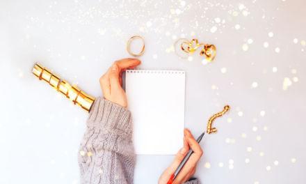 Propósitos saludables para año nuevo