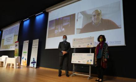 «Ebro Talent» premia a las mejores iniciativas empresariales agroalimentarias