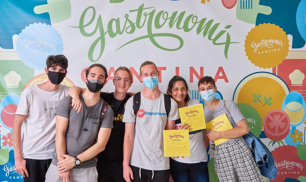 ¡Los participantes de la 6ª edición de Gastronomix se gradúan!