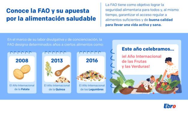 FAO y alimentación saludable