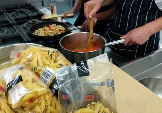Dos nuevas recetas en la cocina de Ebro Young